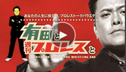 正月の過ごし方 有田と週刊プロレス橋本対小川の謎