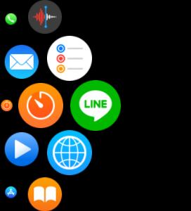 【2020年版】Apple Watch版LINEでできること