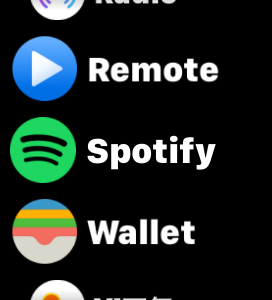 Apple WatchでSpotify Spotify Connectが便利!